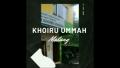 KHOIRU UMMAH MENYAMBUT TAHUN AJARAN BARU 2020/2021