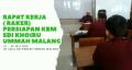 Rapat Kerja ( RAKER) Persiapan KBM SDI Khoiru Ummah Malang