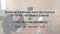 Pembinaan Guru dan Pegawai KB-TK-SD-SMP Khoiru Ummah & Kuttab Ibnu Mas'ud Malang